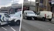Bizarre verkeersagressie: woedende bestuurder neemt wraak op parkeerwachter nadat hij boete krijgt