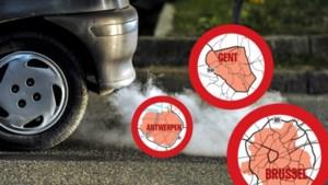 Antwerpen, Gent en Brussel verstrengen lage-emissiezones: waar mag je straks nog rijden en hoeveel gaat dat je kosten?