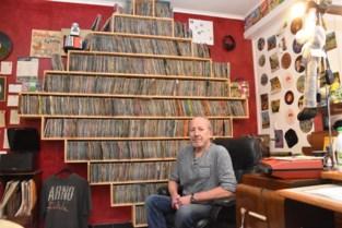 """Chris (62) bezit 15.041 Belgische vinyl singles: """"Nu ik met pensioen ga, wil ik ze allemaal, alle 23.000"""""""