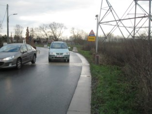 Drukker verkeer in Matenstraat-Pierstraat na aanleg Tuinlei