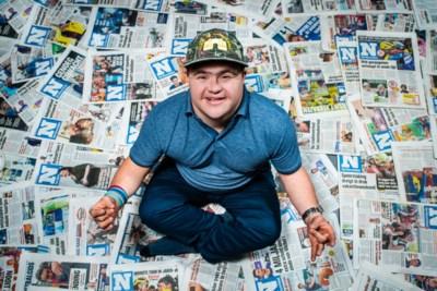"""Maarten van 'Down the road': """"Ik kan een voorbeeld voor anderen zijn"""""""