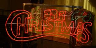 FOTO. Kerstman op bezoek bij 'De Gezellige Tallore' in Bovekerke