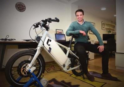 De SUV onder de speedpedelecs is Vlaams: twee Vlamingen bouwen krachtigste elektrische fiets ter wereld
