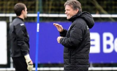 """Frank Vercauteren hoopt op bevestiging tegen Antwerp: """"Dieumerci Mbokani extra aandacht geven"""""""