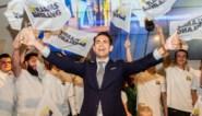 """Tom Van Grieken (Vlaams Belang): """"Jonge mensen zetten zich af tegen het establishment van hun linkse leraren"""""""