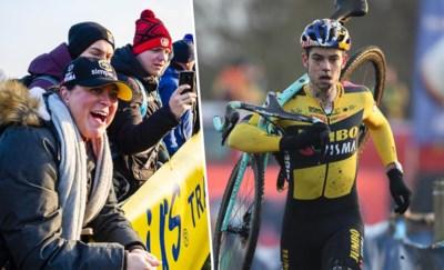 """""""Het kon echt niet beter als dees"""": fans Wout van Aert kunnen eindelijk weer voor hun held supporteren"""