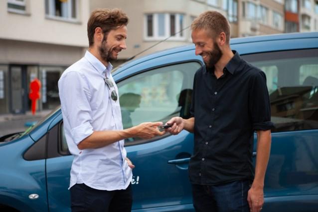 Gemeentebestuur Moerbeke-Waas zet in op autodelen
