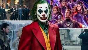 Van 'Joker' tot 'Chernobyl': de films en series die u en ons fascineerden, verbaasden en verwonderden