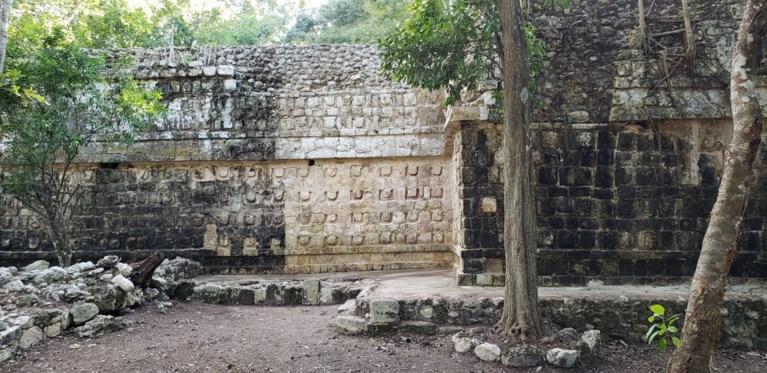Duizend jaar oud Maya-paleis aangetroffen in Mexicaanse stad
