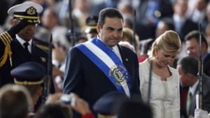 Oud-president van El Salvador krijgt tien jaar cel voor corruptie