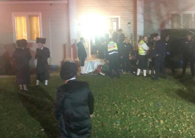 Man valt joodse familie thuis in New York aan met machete: vijf gewonden, vermoedelijke dader opgepakt