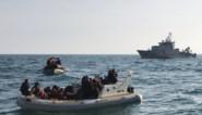 Dertigtal migranten die Kanaal probeerden over te steken gered