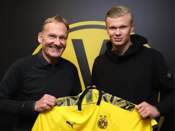 Borussia Dortmund haalt grote slag thuis en strikt toptalent Erling Braut Haaland