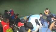 Belgische boot redt leven van 21 vluchtelingen: