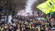 Manifestaties van gele hesjes verboden op Champs-Elysées op oudejaarsavond