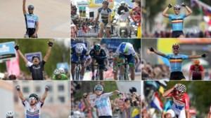 Al meer dan 10.000 stemmen voor het meest beklijvende wielermoment van de afgelopen tien jaar: Greg van Avermaet op weg naar de zege?