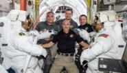 Bemanning Internationaal Ruimtestation krijgt dagje vrij