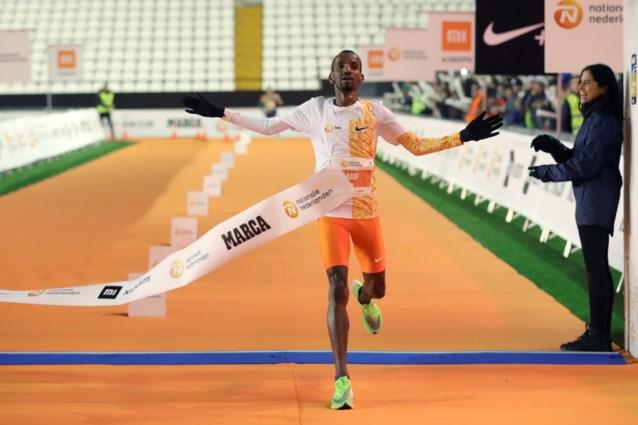 Bashir Abdi wint race over 10km in Madrid