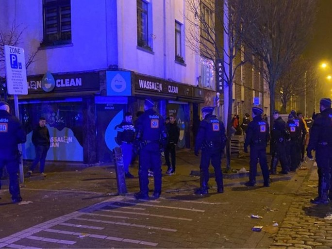 Bewogen overgang van oud naar nieuw: vooral incidenten in Brussel en Antwerpen, weinig heibel in de rest van het land