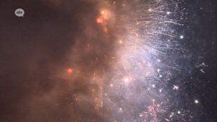 VIDEO. Veel klachten over vuurwerk in Wuustwezel