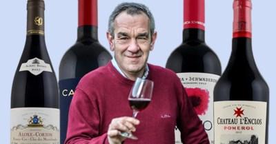 Onze wijnkenner Alain Bloeykens selecteert vier grootse bewaarwijnen met een stevig prijskaartje