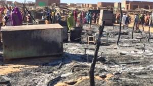 Achttien doden bij vliegtuigcrash in Darfoer