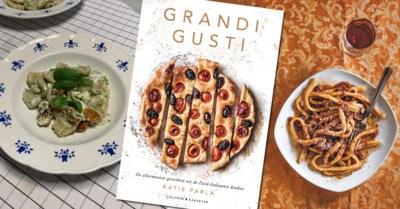 Onze redactrice gaat aan de slag met een kookboek voor keukenklunzen die zich even in het zuiden van Italië willen wanen