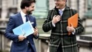 Federale regering: informateurs Bouchez en Coens wijden komende dagen aan politieke contacten