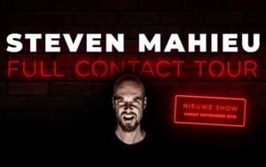 Steven Mahieu speelt nog twee extra shows in Minard
