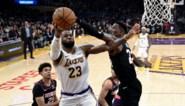 NBA. LeBron James leidt Lakers voorbij Phoenix