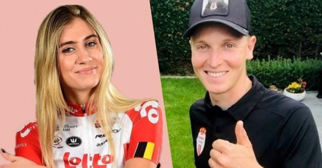Nieuwe liefde in wielerland: Cameron Vandenbroucke en Tim Merlier zijn een koppel