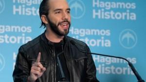 Aantal moorden met 30 procent gedaald in El Salvador