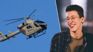 Politie speurt Zennebedding af met helikopter op zoek naar vermiste Frederik Vanclooster