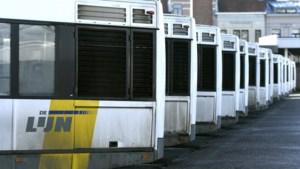 "Zes man legt alle bussen en trams De Lijn plat: ""puur pestgedrag"", zegt minister"
