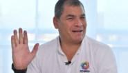 Ex-president van Ecuador, die in België woont, wordt bij verstek berecht voor corruptie