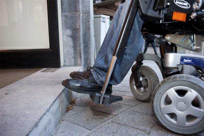 Nog geen 2 procent van sociale woningen is aangepast aan rolstoelgebruikers