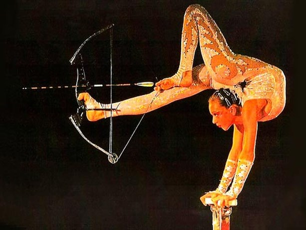 Afgebroken tand oorzaak van val van tien meter van acrobaten tijdens uitverkochte voorstelling
