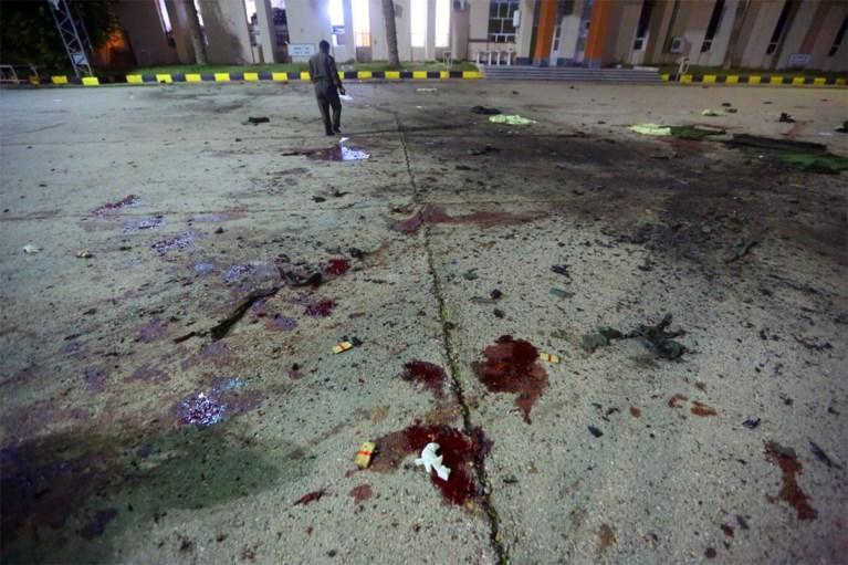 Minstens 28 doden bij aanval op militaire school in Tripoli