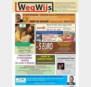 Toekomst van WegWijs in de rand bedreigd door taks op drukwerk?