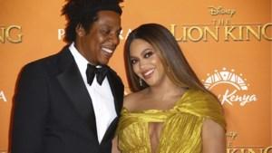 Poseren wilden ze niet, maar Beyoncé en Jay-Z waren toch opvallende gasten op Golden Globes