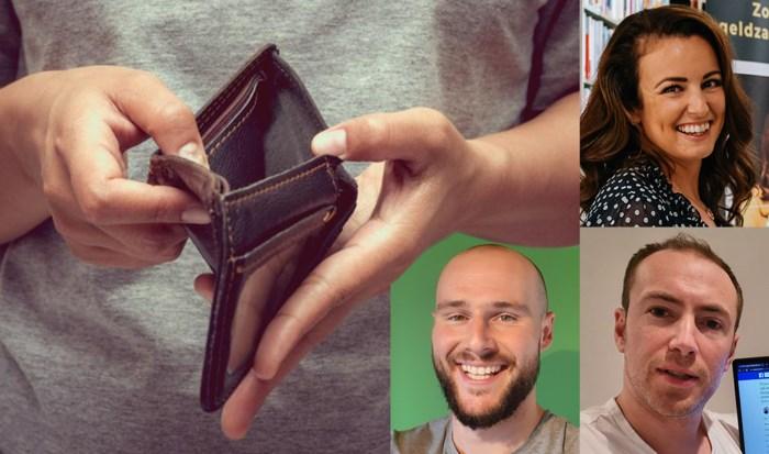 Platzak na de feesten: experts geven makkelijke tips om te besparen