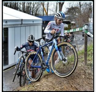 FOTO. Hexia Cyclocross Gullegem. (Vrouwen)