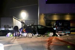 Twee Fransen gevat met drugs na achtervolging en crash in Hoogstraten