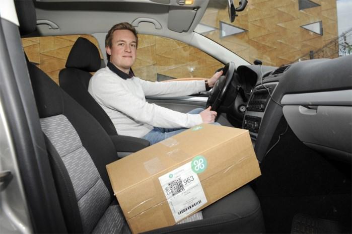Iedereen pakjesleverancier: JBC laat retours vervoeren door pendelaars