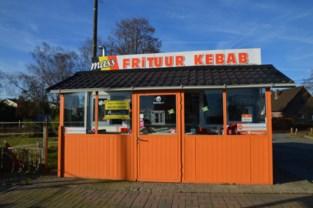 Frituur vlak bij nieuwe Burger King gaat failliet