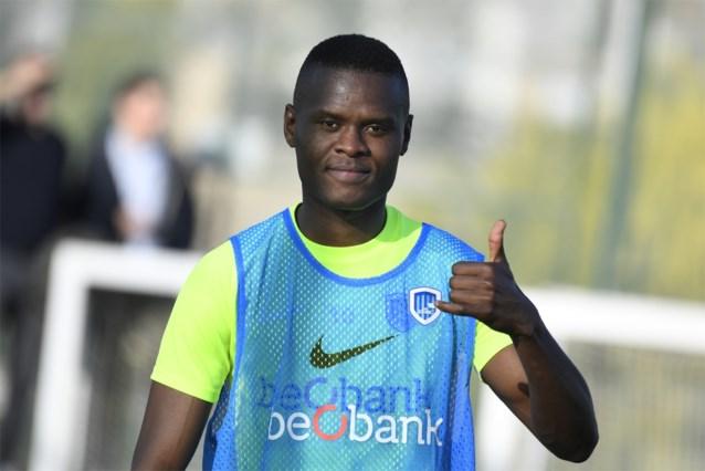 """""""Drie clubs uit de Premier League geïnteresseerd in Genk-spits Aly Samatta"""""""