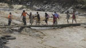 Al 66 doden bij zware regenval in Indonesië