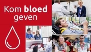 Bloed geven doet leven