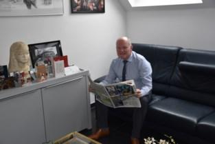 """Oud-burgemeester Koen Loete (CD&V) één jaar zonder sjerp: """"Geen zwart gat, maar het was toch even wennen"""""""