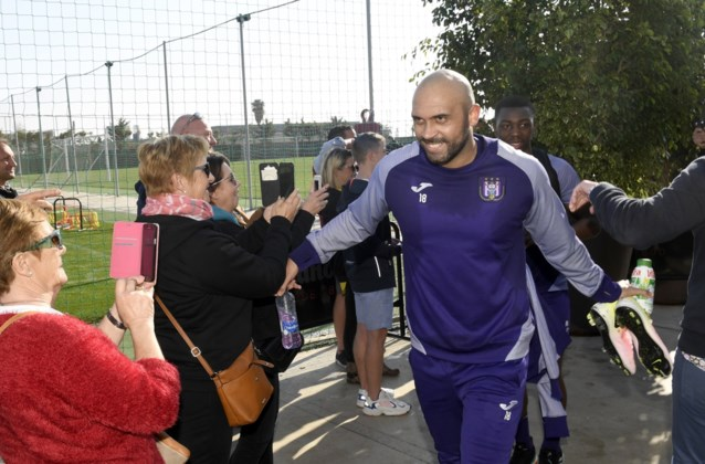 Anderlecht stoomt Anthony Vanden Borre klaar voor clash met Club Brugge (en de 'ket' heeft er zin in)